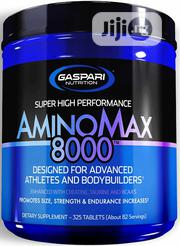 Aminomax 8000, 325 Tablets | Vitamins & Supplements for sale in Lagos State, Surulere