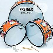 Premier School Drum With Accessories - 3 Sets | Musical Instruments & Gear for sale in Oyo State, Ona-Ara