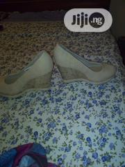 Gold Wedge Size 39 | Shoes for sale in Lagos State, Ojodu