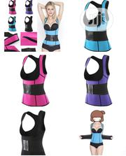 Plus Size 2in1double Effect Latex Neoprene Waist Trainer | Clothing Accessories for sale in Lagos State, Surulere
