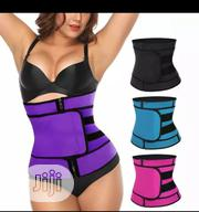 Neoprene Double Effect Latex Waist Trainer | Clothing Accessories for sale in Lagos State, Surulere