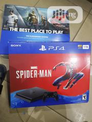 Brand New Slim Playstation Ps4 For Sale | Video Game Consoles for sale in Oyo State, Ibadan