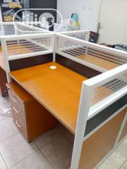 Quality Strong Work Station | Furniture for sale in Abuja (FCT) State, Garki I