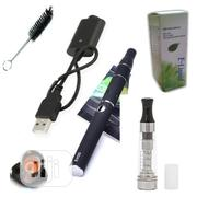 Dry Herbs And Liquid Evod Rechargeable E-cigarette With Free E-liquid | Tabacco Accessories for sale in Lagos State, Ikeja