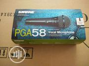 Shure PGA58 Wired Microphone | Audio & Music Equipment for sale in Lagos State, Ojo