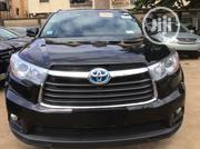Toyota Highlander 2016 Black | Cars for sale in Lagos State, Isolo