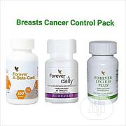Breast Cancer Control and Prevention Pack   Vitamins & Supplements for sale in Lagos State, Isolo