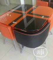 Higher Quality Warranty Dinner/Bar/Restaurant Set of Chair With Table | Furniture for sale in Lagos State, Ojo