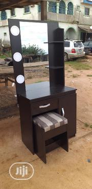A Dressing Mirror With Stool | Home Accessories for sale in Edo State, Ikpoba-Okha