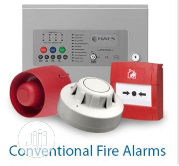 Fire Alarm Security Systems For Fire Prevention And Control