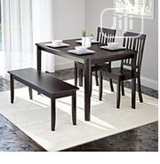 4pc Dining Bench And Chairs | Furniture for sale in Lagos State, Ikeja