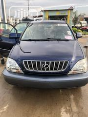 Lexus RX 2002 Blue   Cars for sale in Abuja (FCT) State, Gwarinpa