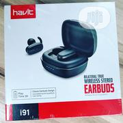 Havit-i91 Bilateral True Wireless Stereo Earphone | Headphones for sale in Lagos State, Ikeja