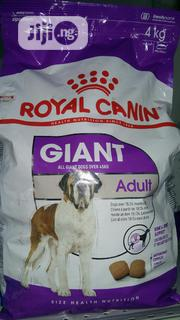 Royal Canin Giant Adult 4kg | Pet's Accessories for sale in Lagos State, Agege