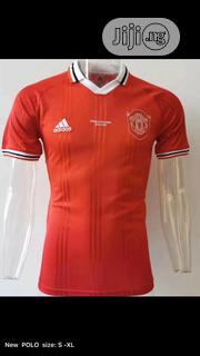 Original Throwback Manchester United Jersey   Clothing for sale in Lagos State, Lagos Mainland