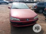 Peugeot 406 2009 Red | Cars for sale in Lagos State, Ojodu