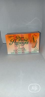 Pure Herbal Papaya Soap | Bath & Body for sale in Lagos State, Amuwo-Odofin