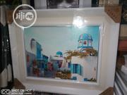 White Single Portable Frame | Home Accessories for sale in Lagos State, Surulere