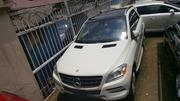 Mercedes-Benz M Class 2013 White | Cars for sale in Lagos State, Ojodu
