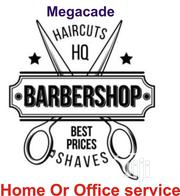 Megacade Hair Cuts And Shaves (Home Or Office Service) | Health & Beauty Services for sale in Lagos State, Ipaja
