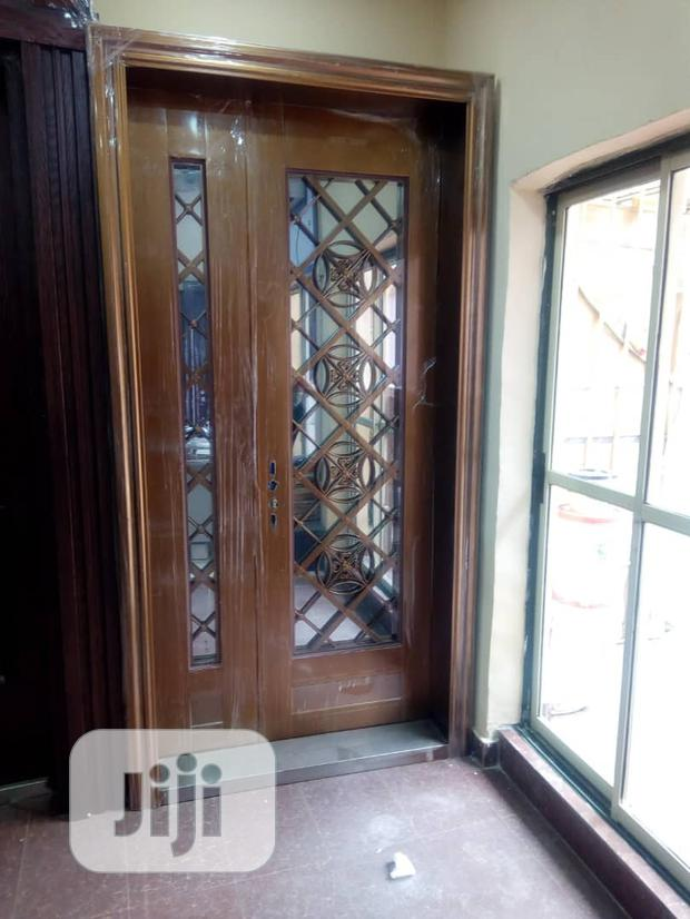 Archive: Front Entrance Door With Class Show