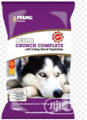 Quality Original Pedro Puppy And Adult Dog Crunchy Dry Food Big Bag | Pet's Accessories for sale in Lagos State, Ajah