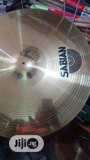 Set Of Sabian Cymbal Plates | Musical Instruments & Gear for sale in Lagos State, Mushin