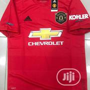 Original New Season Man U Jersey | Sports Equipment for sale in Lagos State, Surulere