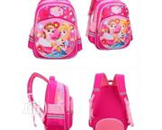 Waterproof Princess Character School Bag - Grade 1 - 6 | Babies & Kids Accessories for sale in Lagos State, Lagos Mainland