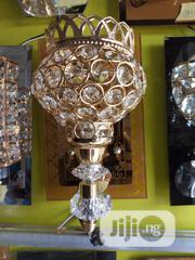 Crystal Wall Bracket Gold | Home Accessories for sale in Lagos State, Lekki Phase 1