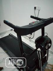 American Fitness Luxurious Executive 3hp Treadmill With Massager | Sports Equipment for sale in Lagos State, Agboyi/Ketu