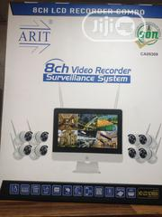 Wireless Combo CCTV Cameras And Complete Accesories KIT | Security & Surveillance for sale in Lagos State, Ikeja
