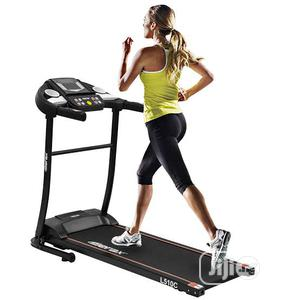American Fitness 2hp Deluxe Treadmill With Massager Inclined Mp3