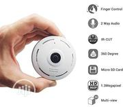 360 Degree Panoramic Camera Wifi Indoor IP Camera Fisheye | Security & Surveillance for sale in Lagos State, Ikeja