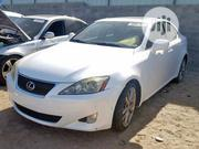 Lexus IS 2008 250 White | Cars for sale in Lagos State, Lagos Mainland