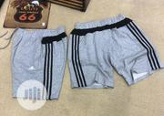 Adidas Quality Shorts | Clothing for sale in Lagos State, Surulere
