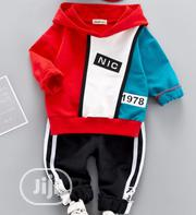 Kid's Hoodies And Trousers Set   Clothing for sale in Lagos State, Amuwo-Odofin