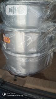 Picasso 3 Set Of Aluminum Big Cooking Pot | Kitchen & Dining for sale in Ogun State, Abeokuta South