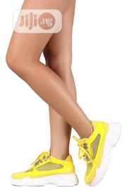 Yellow Ladies Trainer | Sports Equipment for sale in Lagos State, Lekki Phase 1