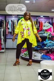 Quality Ladies Yellow Blouse   Clothing for sale in Lagos State, Ojodu
