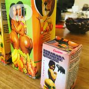 Bobaraba Sirop - Bigger Bust Hips & Butt Enlargement Beauty Supplement | Vitamins & Supplements for sale in Rivers State, Port-Harcourt