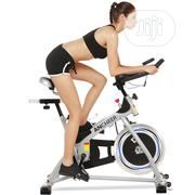 American Fitness Commercial/Home Spinning Bike With Accessories | Sports Equipment for sale in Abuja (FCT) State, Gaduwa
