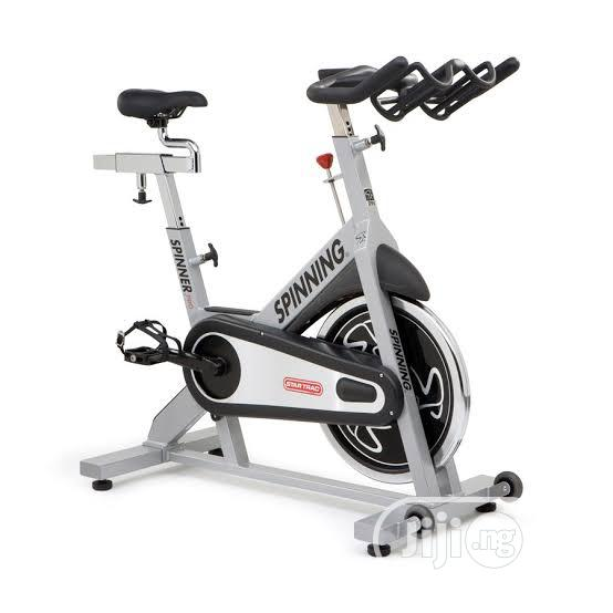 American Fitness Executive Spinning Bike With Full Accessories
