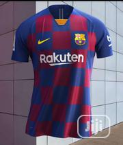 Barcelona Official 2019/20 Home Jersey | Clothing for sale in Lagos State, Surulere