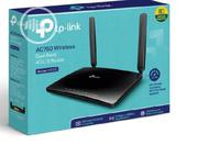 Tp-Link Archer MR200 AC750 Wireless Dual Band 4G LTE Router   Networking Products for sale in Lagos State, Ikeja