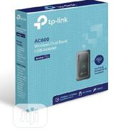 Tp-Link AC600 Wireless Dual Band USB Adapter Archer T2U | Networking Products for sale in Lagos State, Ikeja
