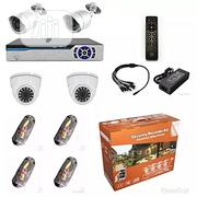 CCTV 4 Channels Outdoor and Indoor. | Photo & Video Cameras for sale in Abuja (FCT) State, Gwarinpa
