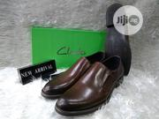Mens Clerks Dressy Shoes - Brown | Shoes for sale in Lagos State, Kosofe