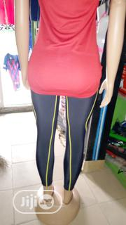 Female Arsenal Jersey With Leggings Tight | Clothing for sale in Lagos State, Ikeja