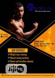 Melofit Ltd | Fitness & Personal Training Services for sale in Abuja (FCT) State, Gudu